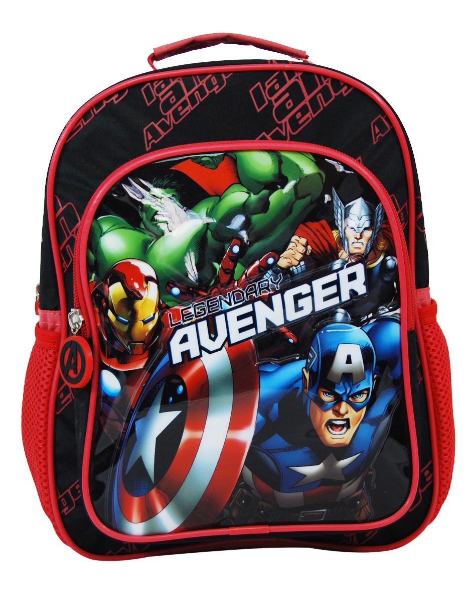 61a0dc01271 GR / Παιδικά / Σακίδια Πλάτης / Avengers – ΤΣΑΝΤΑ ΝΗΠΙΟΥ 29CM ME ΜΠΡΟΣΤΙΝΗ  ΤΣΕΠΗ D.625