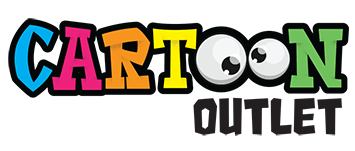 cartoon logo